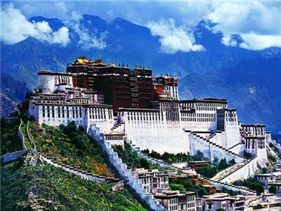 郑州到拉萨旅游报价-拉萨,布达拉宫,纳木错,羊八井游