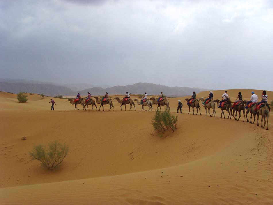沙坡头风景区